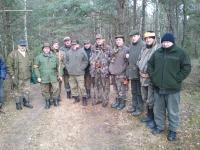 Polowanie wigilijne 2011